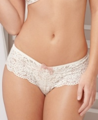 Sheer and sexy, the Ciao Bella tanga by B.Tempt'd by Wacoal screams ooh-la-la. Style #945144
